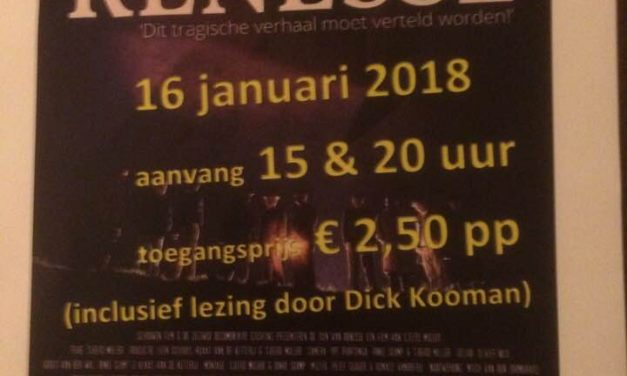 16 januari – De Tien van Renesse in Brusea