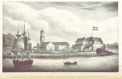 Fort Zeelandia, voorgoed in Nederlandse handen