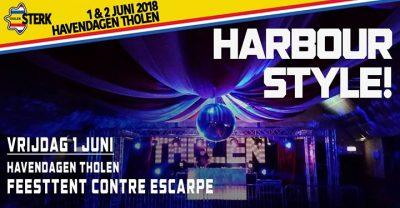 Harbour Style, op vrijdag 1 juni
