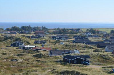 Heerlijk wonen bij de duinen