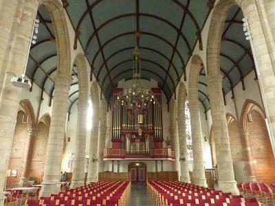 Interieur van de Sint Jacobkerk - Foto Chris06