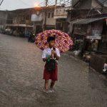 """22 maart – Tentoonstelling """"Jakarta, de mensen achter de zeemuur""""."""