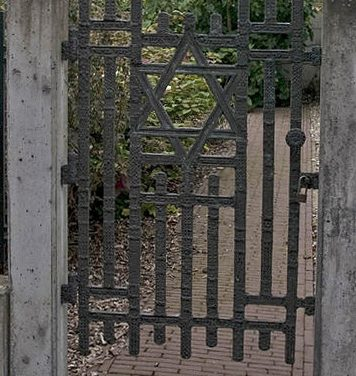 21 december – Joods kerkhof in Middelburg