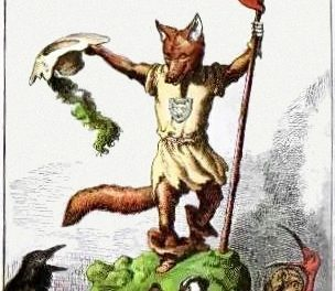 12 september – Reinaert de Vos.