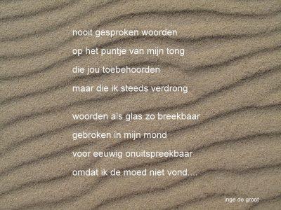 Stil gedicht