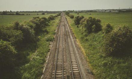 Meer nieuw en oud spoor in Zeeland.