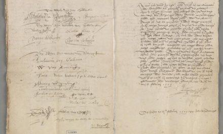 23 januari – De Unie van Utrecht