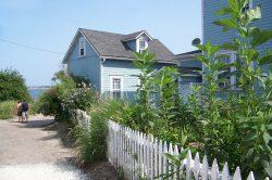 Uw eigen huisje vlak bij het strand
