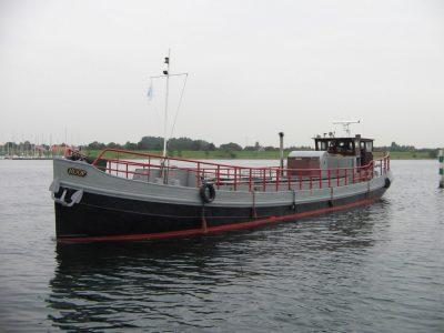 Veerpont Kortgene Wolphaartsdijk M.S. Hoop - foto VVV
