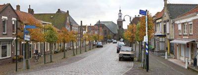 Voorstraat in Stavenisse