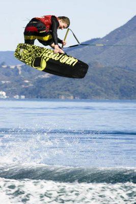 Wakeboarding, een sensationele sport