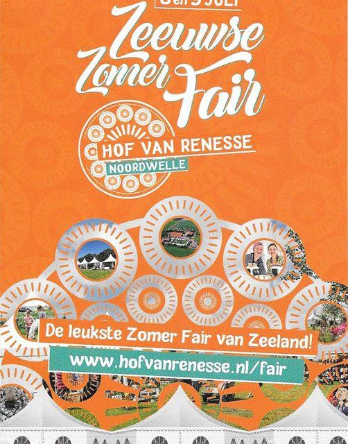 8 & 9 juli  –  Zeeuwse Zomer Fair