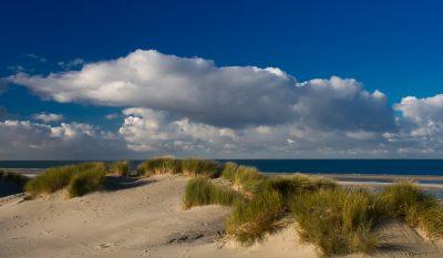 Zon, strand en duinen - foto Aren Admiraal