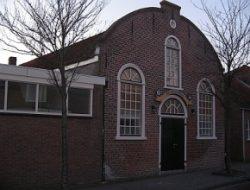 De oude gereformeerde kerk