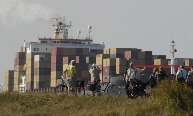 Zeeland, een paradijs voor de scheepvaartliefhebber