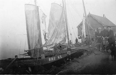 30 september 1911 – Stormramp Bruinisse