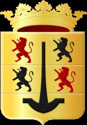 Stadswapen van Tholen