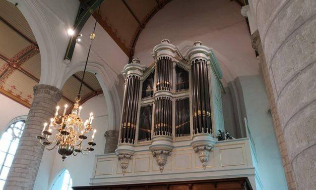 31 augustus – Orgelconcert Kapelle