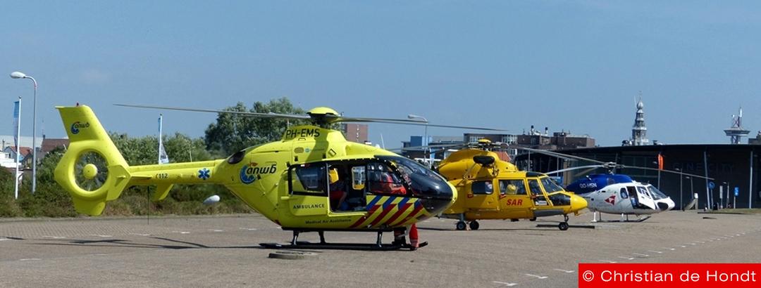 15 augustus – Rescue Vlissingen