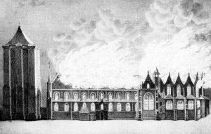 6 oktober 1832 – Zierikzee werd zwaar getroffen