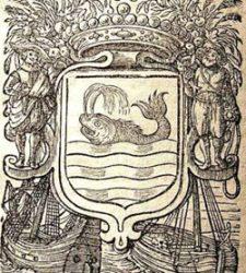 Het oude wapen van Walcheren