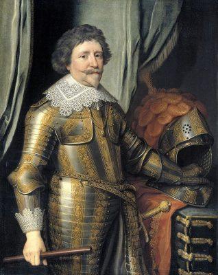 Prins Frederik Hendrik - Michiel Jansz. van Mierevelt