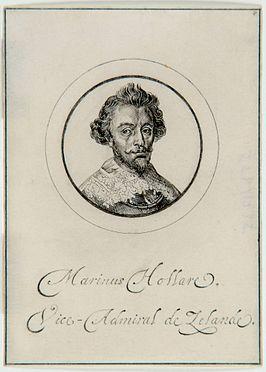 Admiraal Marinus Hollaer
