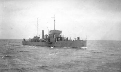 Kannonneerboot HNLMS Gruno