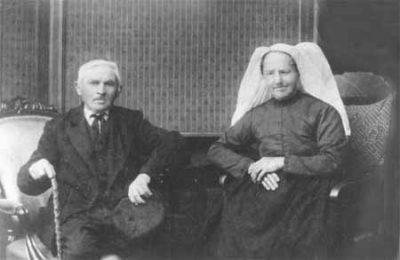 Kees en Johanna Verwijs