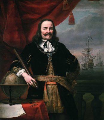 Michiel de Ruijter - Ferdinand Bol