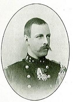3 januari: Abraham Emilius Von Brucken Fock