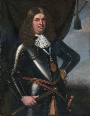 Adriaen Banckert (1673), Portret van Hendrick Berckman