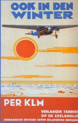 Affiche uit 1930