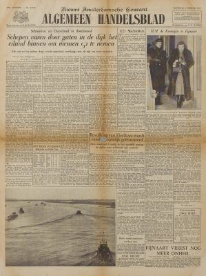 Algemeen Dagblad - 4 februari 1953