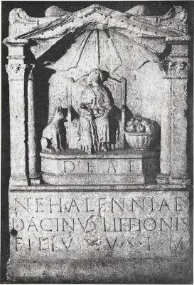 Altaar geschonken door Dacinus