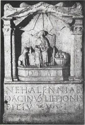 Altaar van Dacinus - Domburg