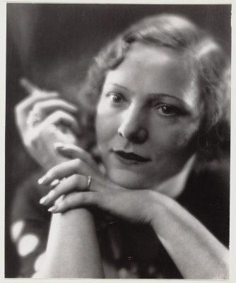 Annie Verhulst in 1935