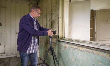 Aren Admiraal, onze fotograaf.