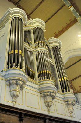 Bätz-Witte orgel in Kapelle