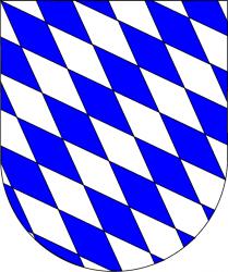 Het wapen van Beieren