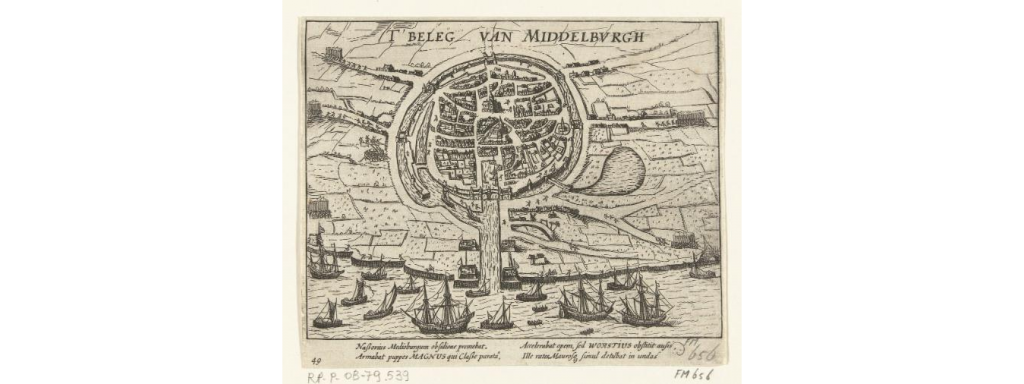Beleg van Middelburg