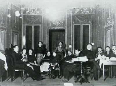 Belgische vluchtelingen 1915