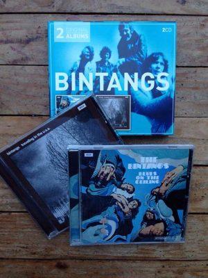 Blues on the ceiling van de Bintangs