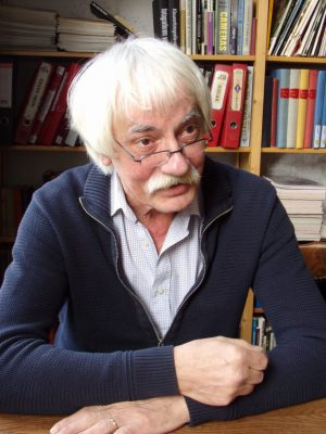 Bob Noomen, een gedsreven man