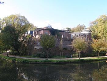 Bolwerk Sonnenborg – het eerste KNMI gebouw
