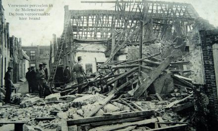 29 op 30 april – Vergissingsbombardement op Zierikzee.