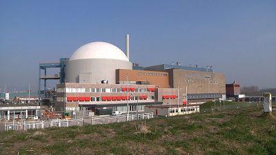 De kerncentrale Borssele