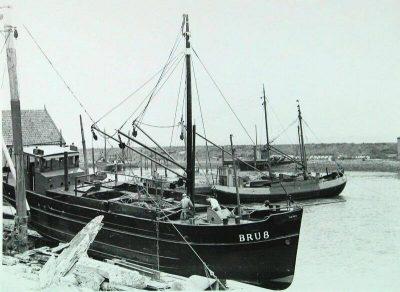 Bruse vissers, dreigende werkloosheid