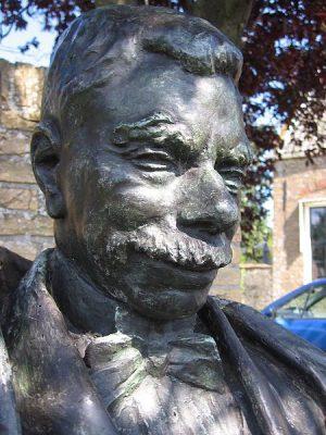 Buste Pieter Zeeman