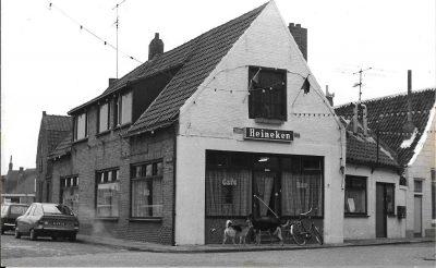Café Petit, 50 jaar geleden